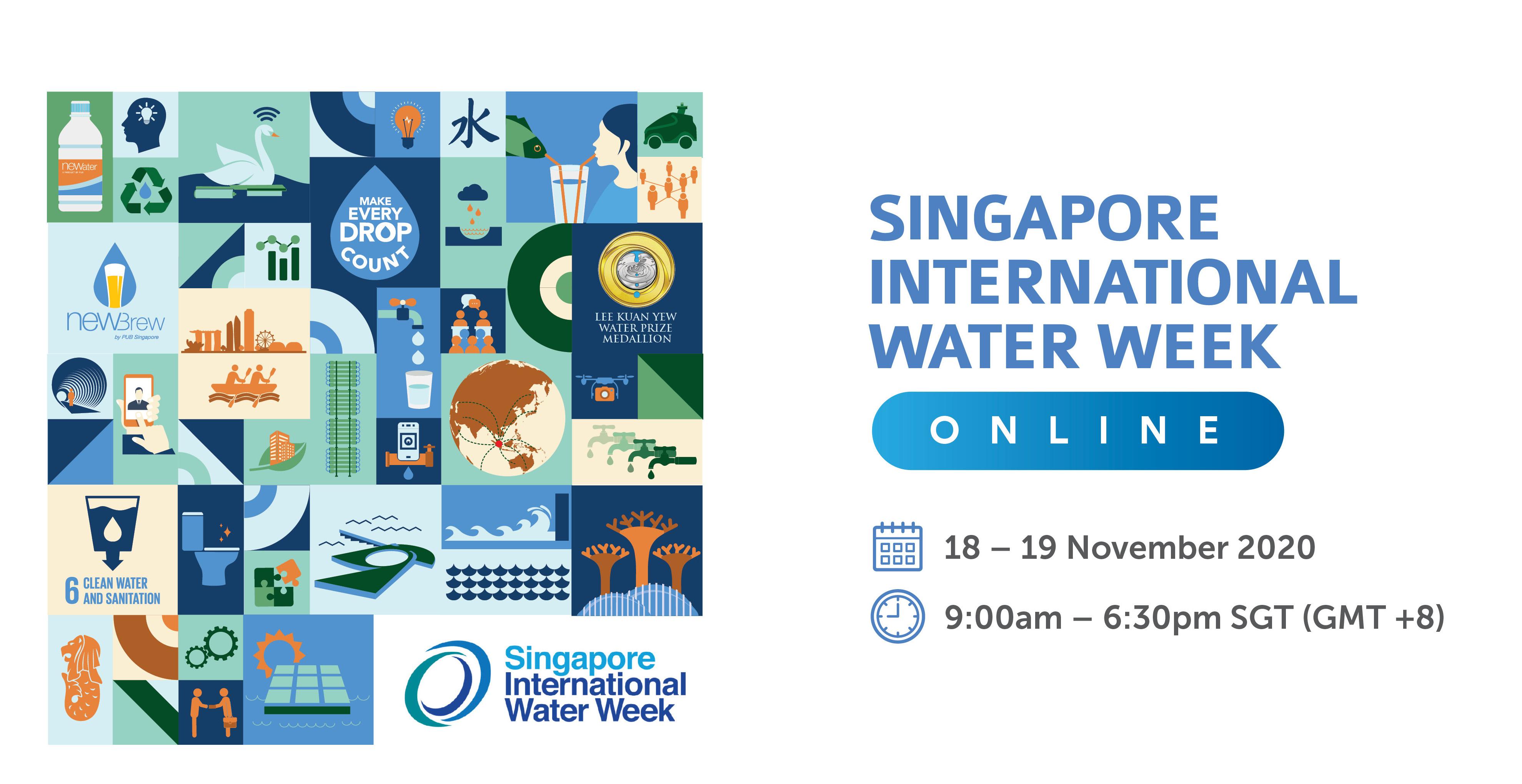 Singapore International Water Week Online