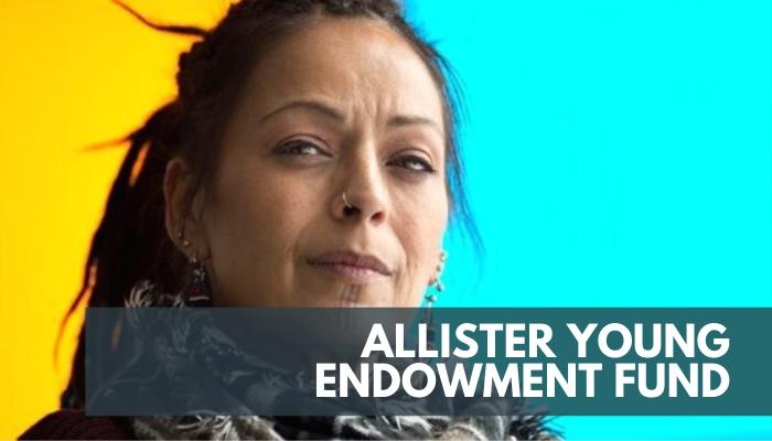 Allister Young Endowment Fund, Image of Leona Skye Grandmond
