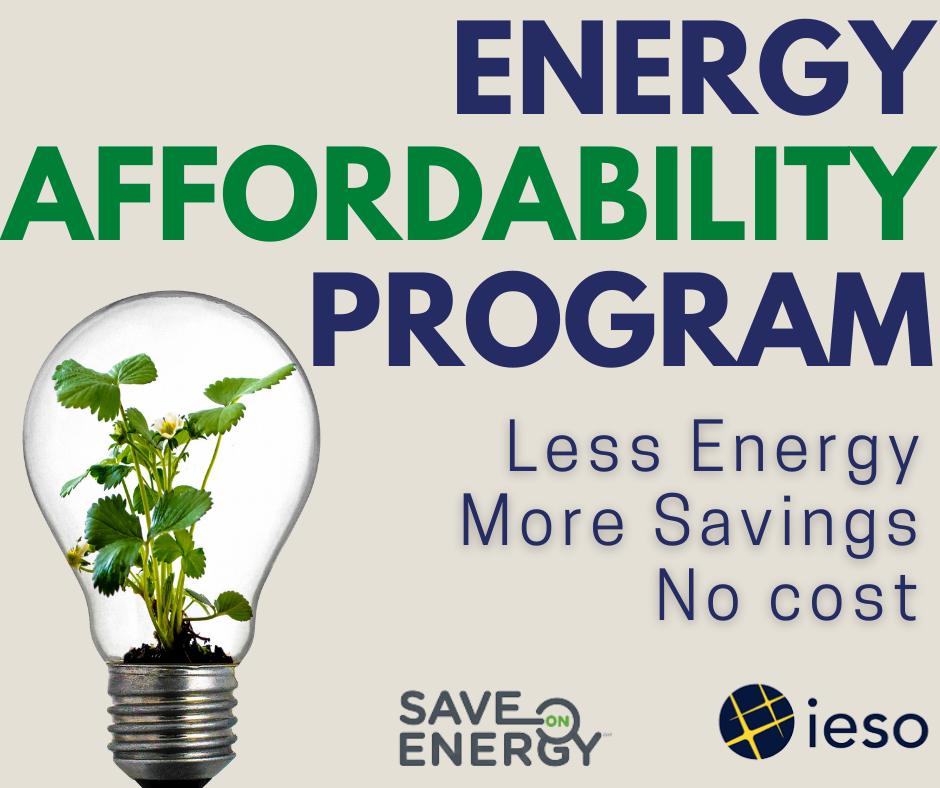 Greensaver Energy Affordability Program