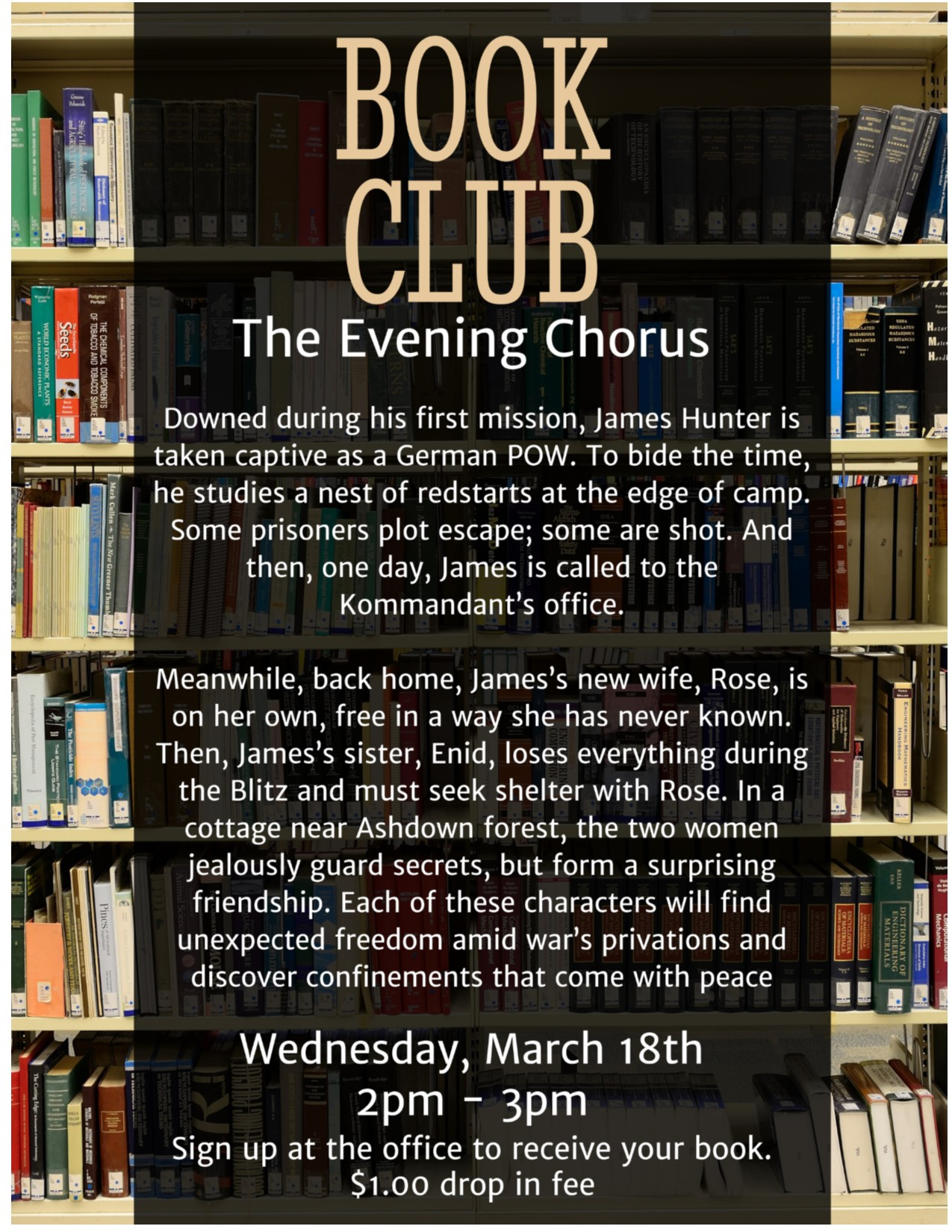Book Club - The Evening Chorus