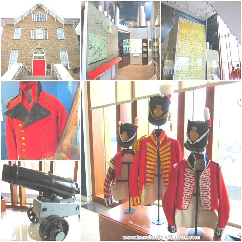 Niagara Falls History Museum.