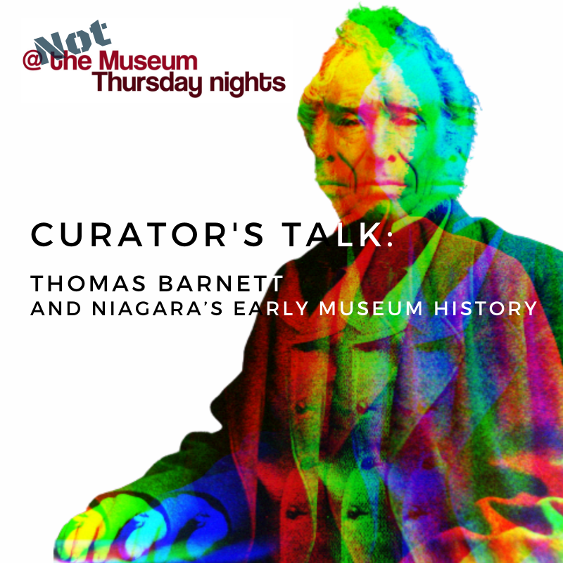 Curator's Talk Poster