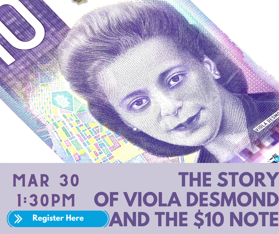 The story of Viola Desmond and the $ note