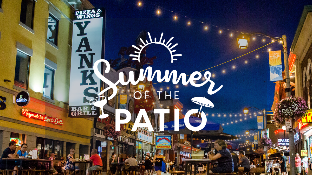 Summer of the Patio featuring Centre Street