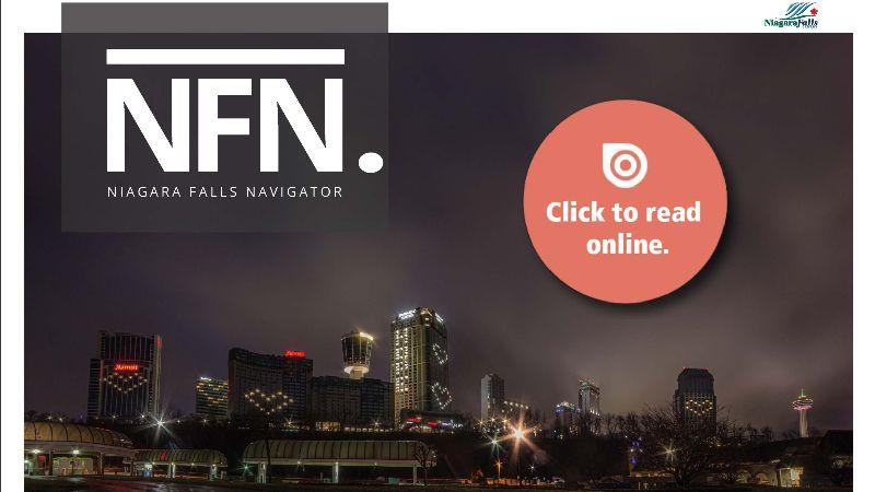 Niagara Falls Navigator - Click to read online.