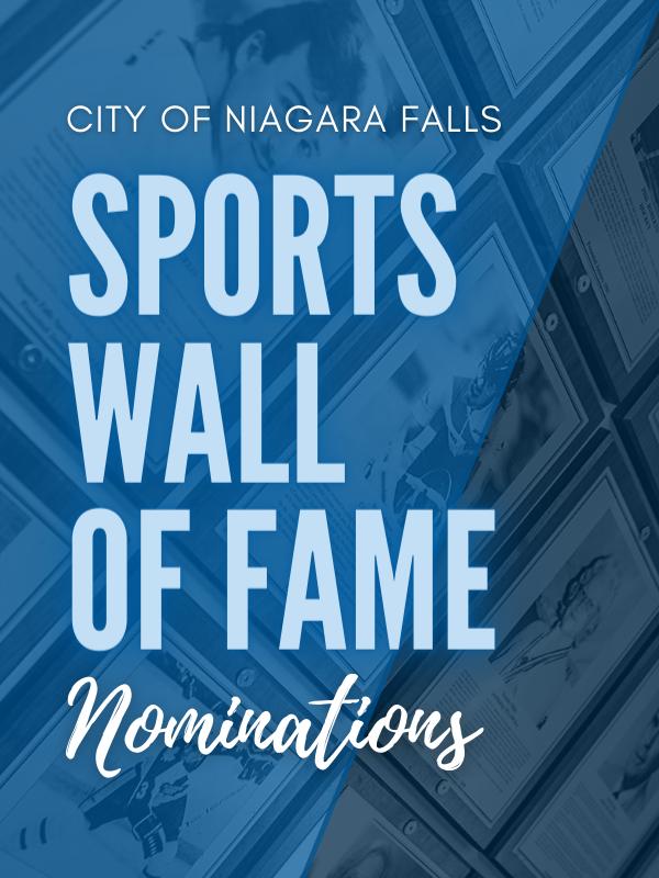 City of Niagara Falls Sports Wall of Fame Nominations