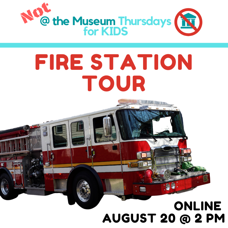 Fire Station Tour Poster