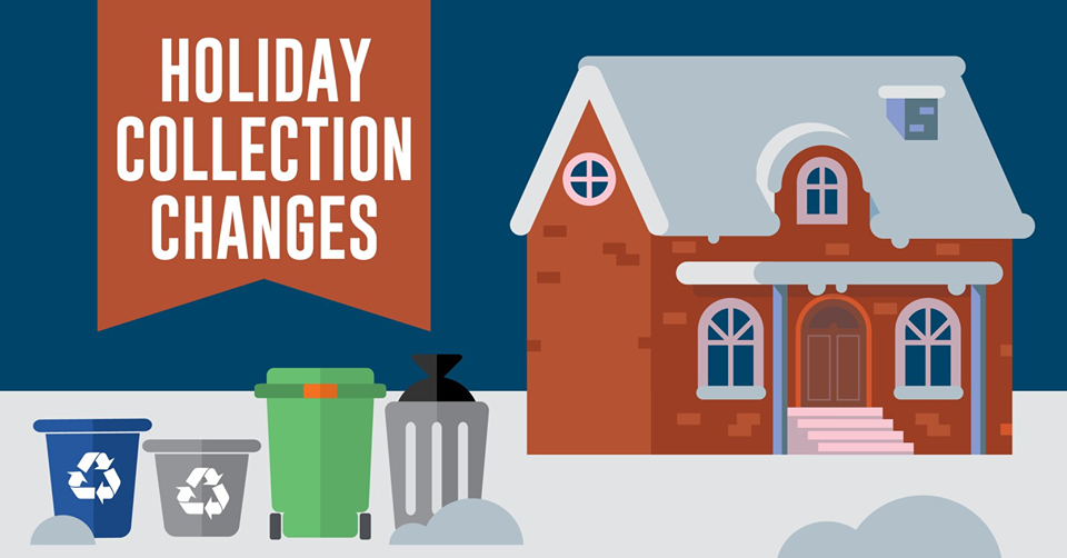 Holiday collection changes