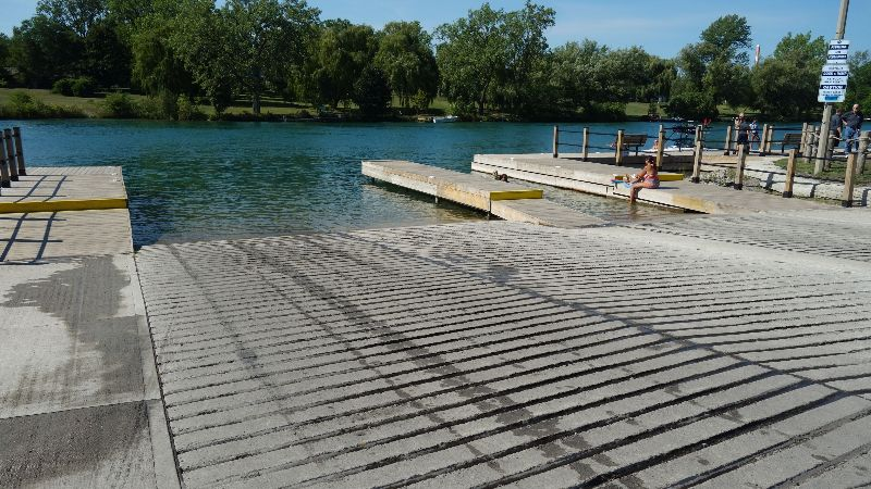 Chippawa Boat Dock