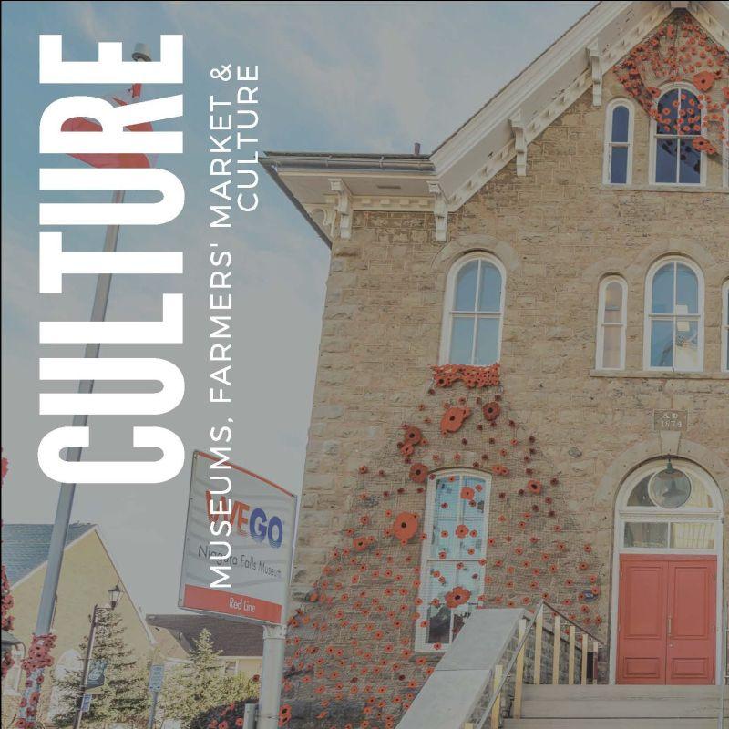 Culture [Museums, Farmers' Market & Culture] 2020 Annual Report