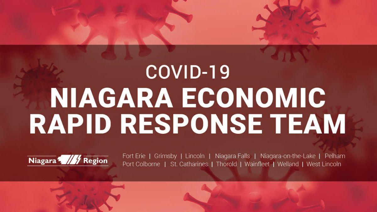 COVID-19 Niagara Economic Rapid Response Team