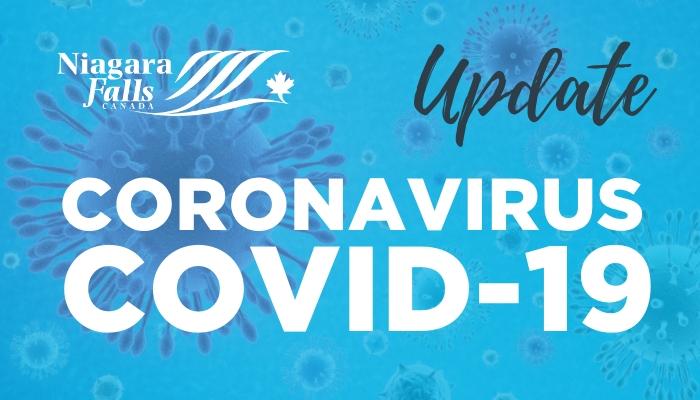 Niagara Falls Coronavirus COVID-19 Update