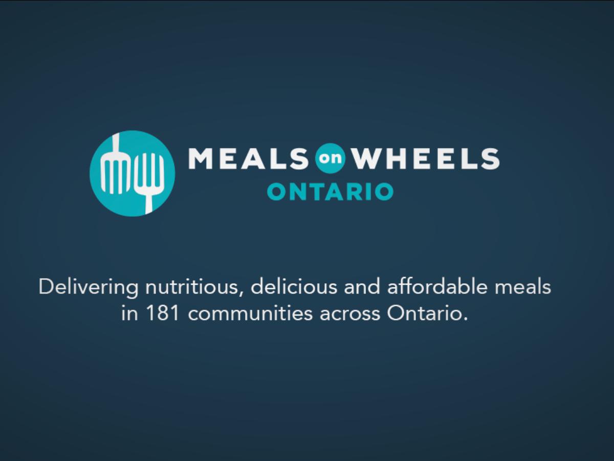 Meals on Wheels Ontario