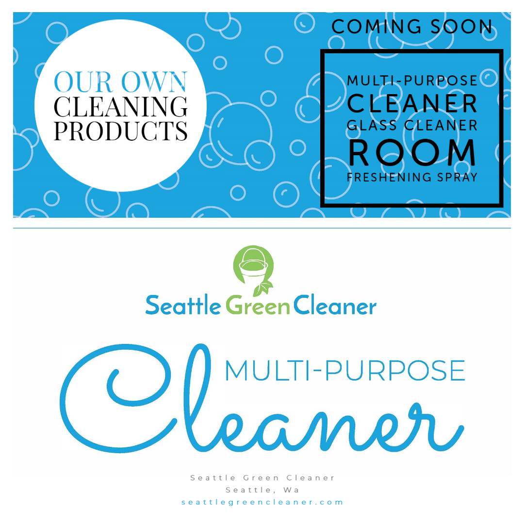 SGC Cleaning Products coming soon