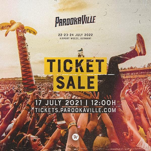 Parookaville: Ticket Sale start Parookaville 2022 3