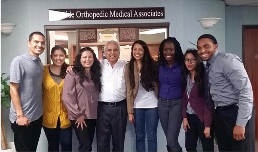 Image of Dr. Frank Zapanta at East Side Orthopedic Medical Group
