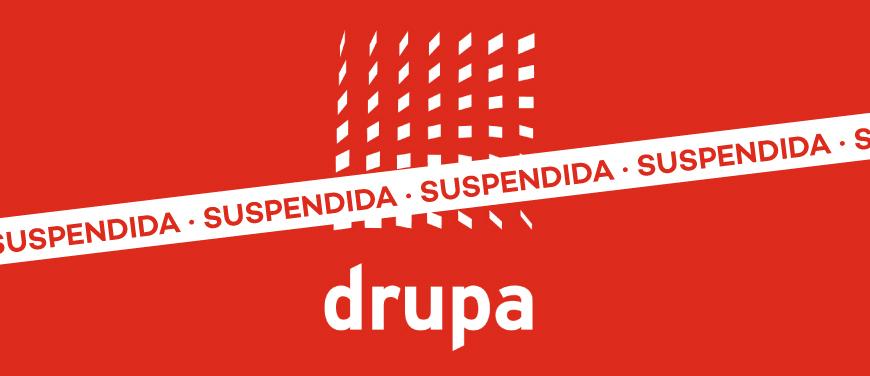 DRUPA SUSPENDIDA