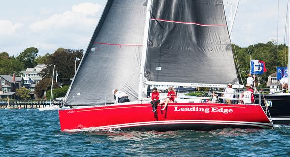 J/109 sailing New York YC Regatta