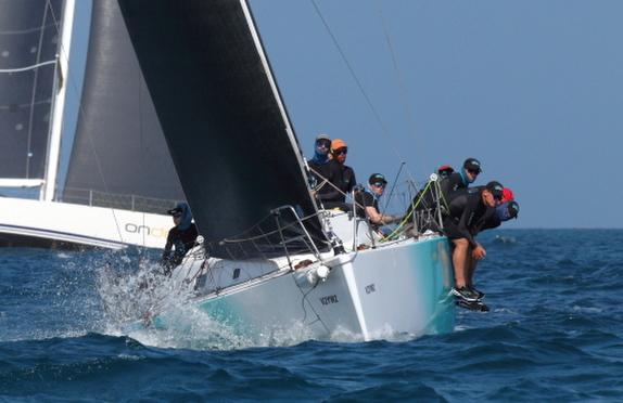 J/122 Liquid sailing Grenada