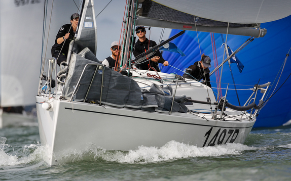 J/97e sailing J-Cup