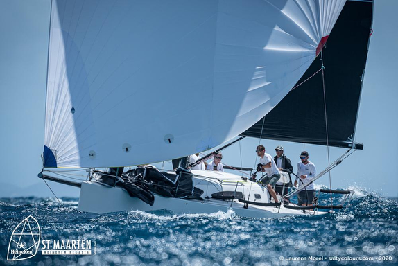 J/Crews Sweep Two Classes @ St Maarten Heineken Regatta