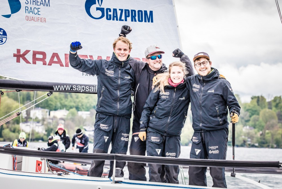 German J/70 eSailing League winners
