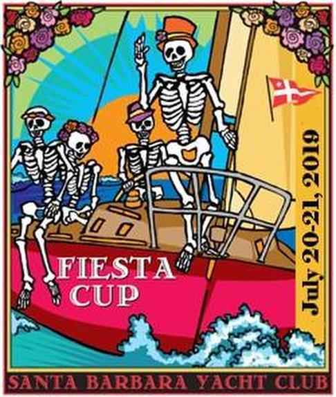 FIesta Cup Regatta logo poster