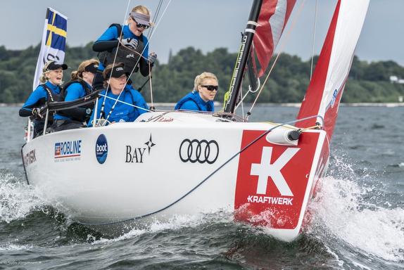 German J/70 Sailing League