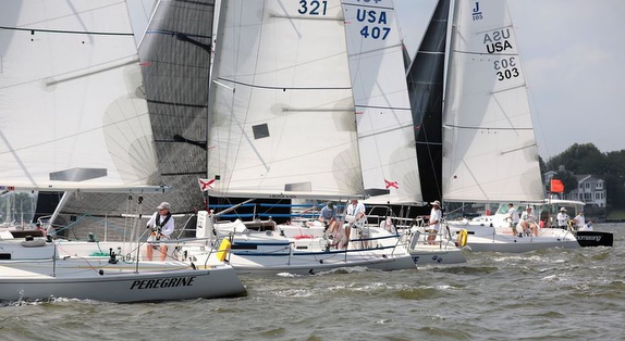 Annapolis Double-Handed Distance Race Preview