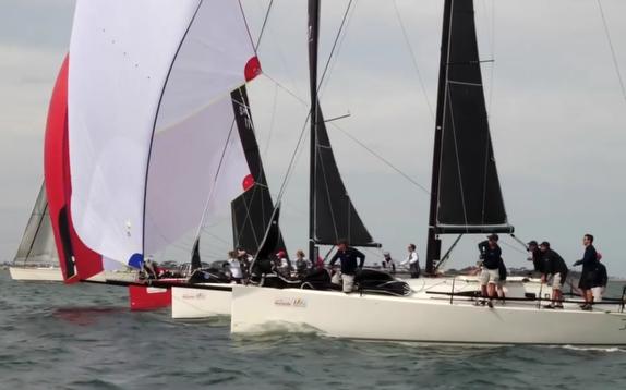 Australian J/111 Championship- close finish!