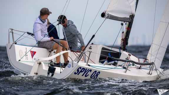 Baird Family J/70 Team Prevails off St Petersburg