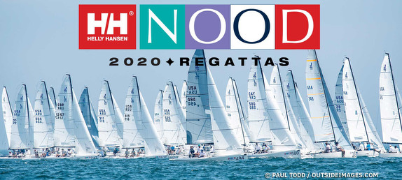 Helly Hansen NOOD Regattas Update