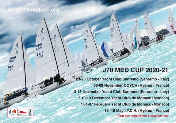 J/70 Med Cup