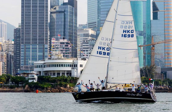 J/35 wins Hong Kong Round Island Race