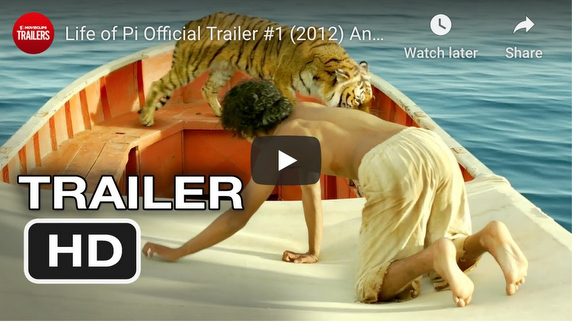 Movie- Life of Pi