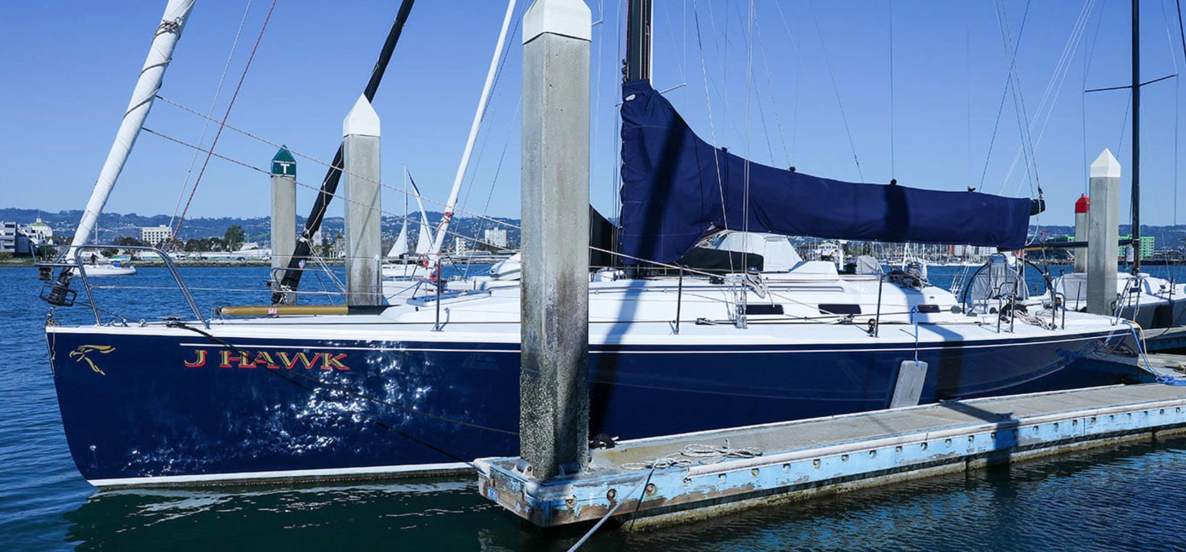 J/133 brokerage sailboat for sale