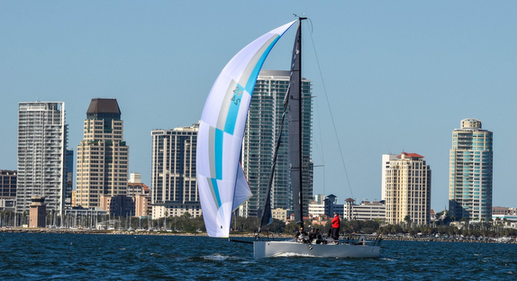DEVIATION Crowned J/88 Midwinter Champion
