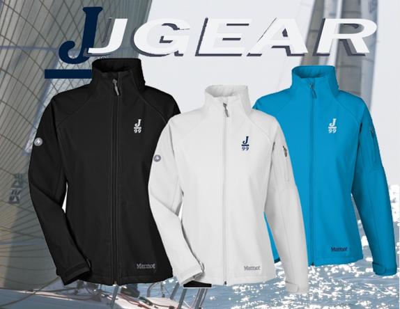 J/Gear women's sailing jacket