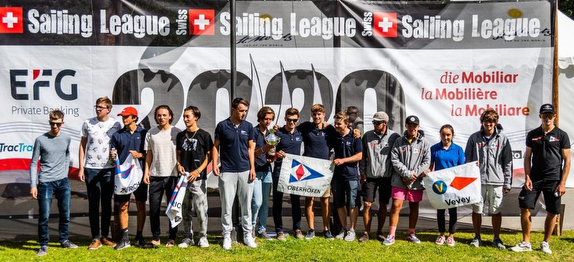 Regattaclub Oberhofen Top Swiss J/70 Youth Cup
