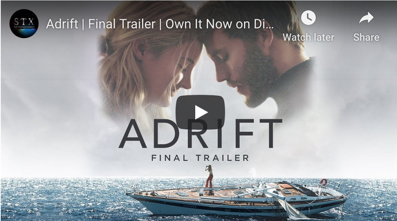 """Movie """"Adrift"""""""