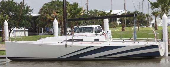 J/99 doublehanded boat