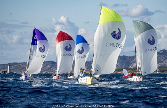 Germans Win SAILING Champions League- Again!