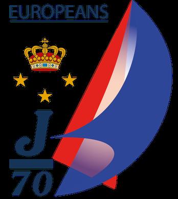 J/70 Europeans logo