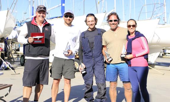 J/24 Victoria States PHS winners
