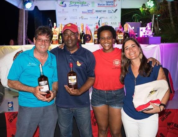 J/24 winners in Grenada