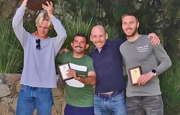 J/70 Pied Piper- winners