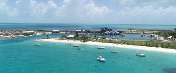 Eleuthera, Bahamas harbor