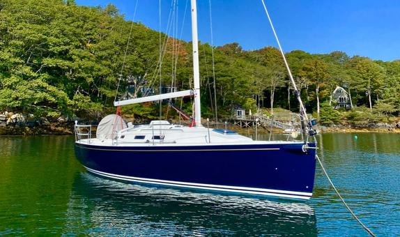 Brokerage J/109 cruising sailboat for sale