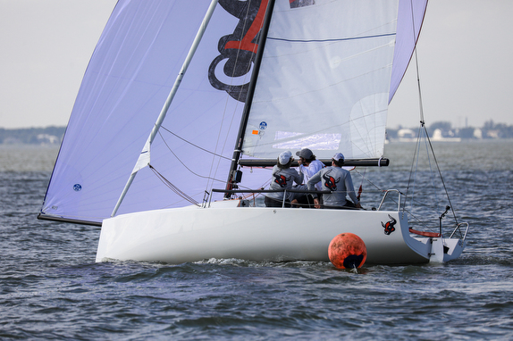 J/70 sailing J/Fest Houston Texas