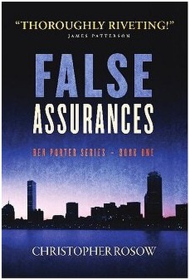 Chris Rosow book- False Assurances